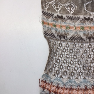 fairisle and lace 3