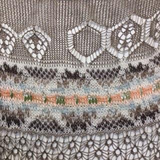 fairisle and lace2
