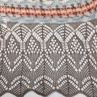 fairisleand lace 3