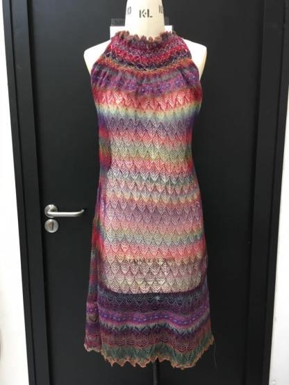 lace dress front