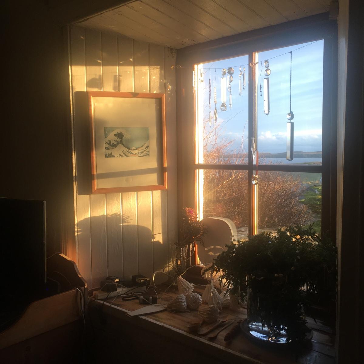Shetland Mid- winter